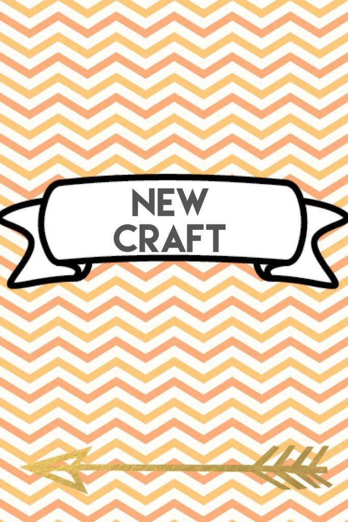 New DIY Craft