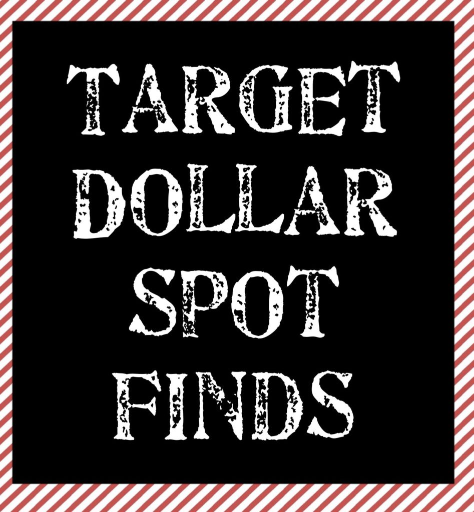 Target Dollar Spot Finds May 2017