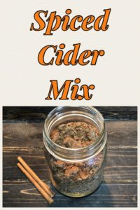 Spiced Cider Mix FrugallyFantastic.com