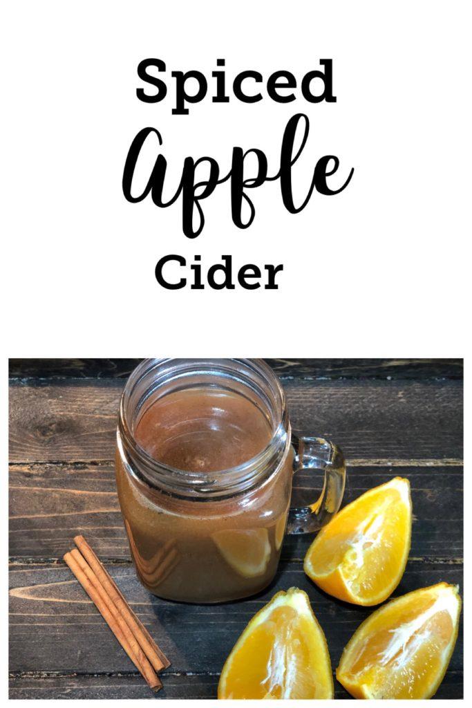 Spiced Apple Cider FrugallyFantastic.com