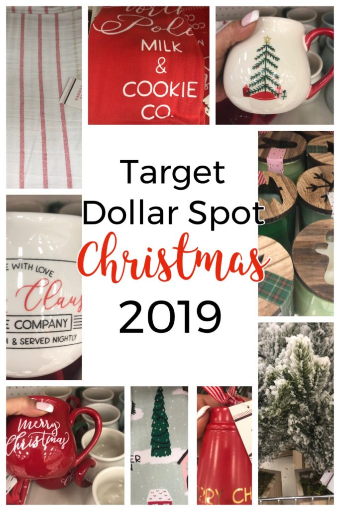 Hey guys, I'm back with the Target Dollar Spot Christmas 2019! All the items below are linked to Brickseek.com to check your store's inventory. FrugallyFantastic.com