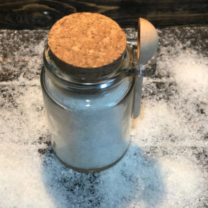 DIY Gingerbread Bath Salts FrugallyFantastic.com