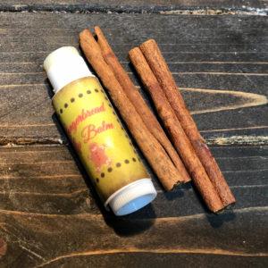 Homemade Gingerbread Lip Balm FrugallyFantastic.com
