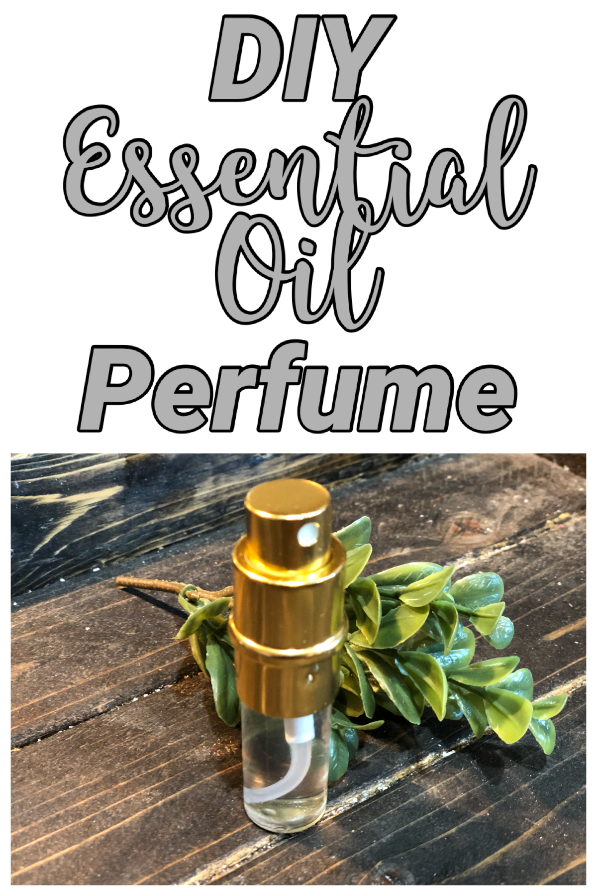 Hey guys, I'm back with another great essntial oil recipe idea! This DIY Essential Oil Perf can be made in 2 minutes! FrugallyFantastic.com
