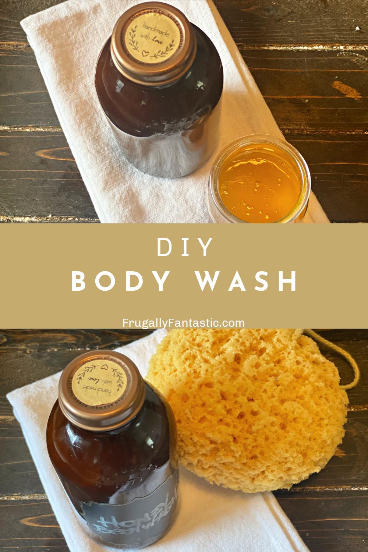 DIY-Honey-Body-Wash-FrugallyFantastic.com