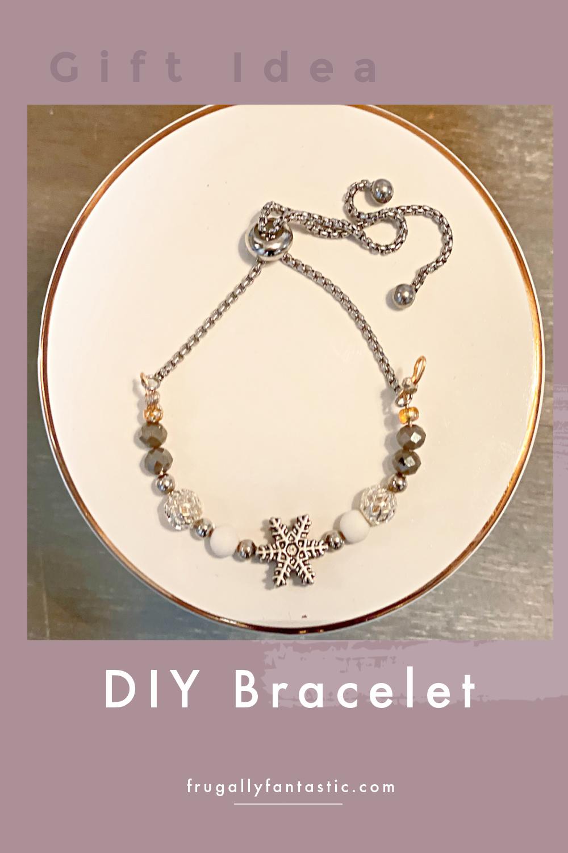 DIY Bracelet FrugallyFantastic.com