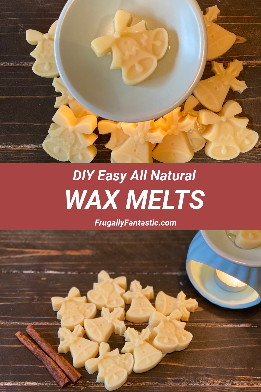 DIY Wax Melts FrugallyFantastic.com